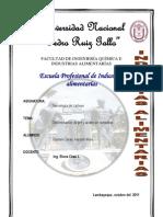 PRACTICA 4 - Determinacion Del pH y Acidez en Alimentos