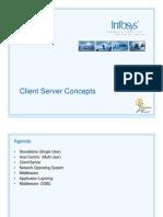 Client Server Concepts