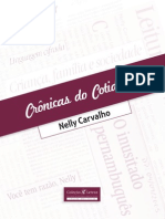 CARVALHO, Nelly - Crônicas do cotidiano