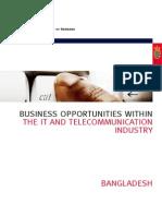 Bangladesh It and Telecommunication Industry