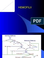 Hemofilii