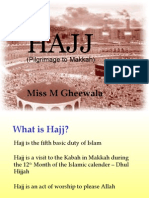 Hajj Power Point
