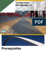 BI Monitoring Configuration With SAP Solman 7.1