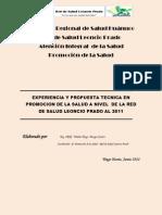 Propuesta Final de Promocion de La Salud.rslp (15 Junio 2011) Valido