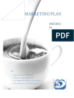 contoh Marketing Plan (kelompok Indokopi IMT MBTI  F 09)