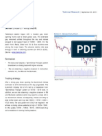 Technical Report 23rd September 2011