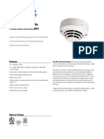 Heat Detector Sys Sen 400