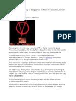 22-09-11 Avenge Execution Troy Davis