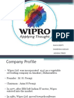 Wipro Buisness Ppt