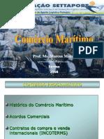 (2) Material de aula Comércio Marítimo