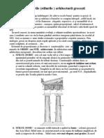 Ordinurile.doc Ionic, Doric, Corintic