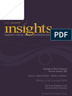 Telecom, Media & Entertainment Insights Journal Volume 2