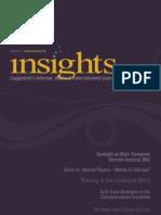 Telecom, Media & Entertainment Insights Journal Volume 2