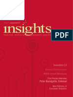 Telecom, Media & Entertainment Insights Journal Volume 3