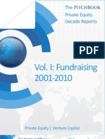 PitchBook Decade Fundraising 2001 2010