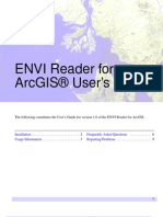 ENVI Reader User Guide