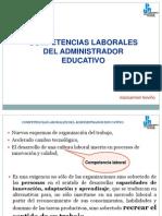 Competencias Laborales Del Administrador Educativo[1]