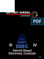 DDEC II and III Wiring Diagrams | sel Engine | Truck Ddec Ecm Wiring Diagram on