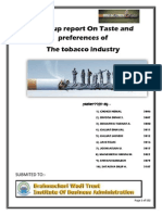 Indian Tobacco Industries Full Resurch BBA