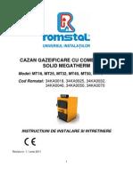 MEGATHERMrev1- Instalare,intretinere