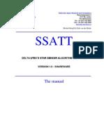 SSATT Manual1.0