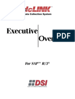 DcLINK-SAP R-3 Executive Overview