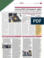 Profughi dalla Libia a Padova