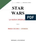 Star Wars - La Nueva Orden Jedi 02 - Marea Oscura I - Ofensiva