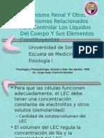 Mecanismo Renal Para Controlar Los lÍquidos Del Cuerpo22