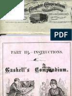 Gaskell - Compendium of Elegant Writing