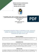 PROGRAMA UNE-3