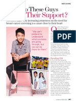 Malaysian Women's Weekly Oct 2011 - Men Speak