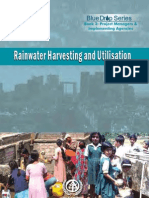 30163019 Blue Drop Series Book 3 Project Managers and Implementing Agencies Rain Water Harvesting and Utilization