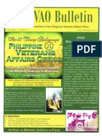 Newsletter - PVAO - September 2011 Issue