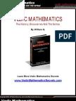 2081574 Super Fast Mental Math Vedic Math History
