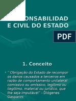 Professor A Márcia - Responsabilidade Civil Do Estado