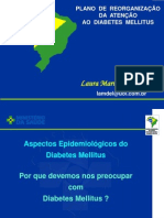 Aula de Diabetes Mellitus
