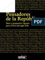 Creadores y rapsodas por Luis Alberto Sánchez
