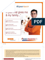 1414 ICICI Hospital Care II Brochure 170510