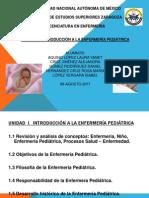 Introduccion Enfermeria Pediatric A Equipo 1