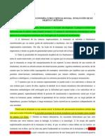 0 Introduccion - La economía como ciencia social - Rafael Domínguez Martín