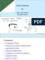 Cloud Computing Prasd&Abdul