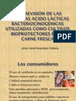 Bacteriocinas en la preservación de alimentos