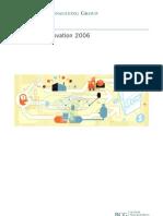 Measuring Innovation 2006
