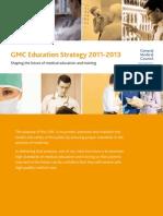 GMC Education Strategy