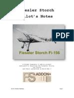 FSAD - Storch Manual
