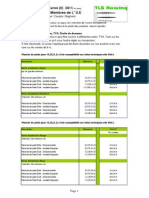 liste de prix  tls rowing 2011 - non membres de ue -  francophones -