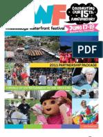MWF Sponsorship Package 2011