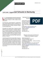 Dental Hygienist Schools in Kentucky