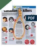 Canada's killers